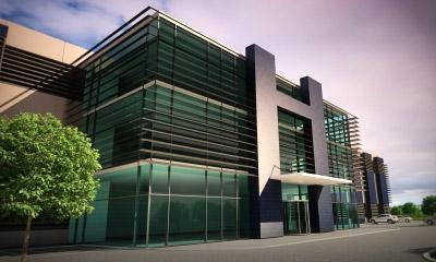 data centre new build